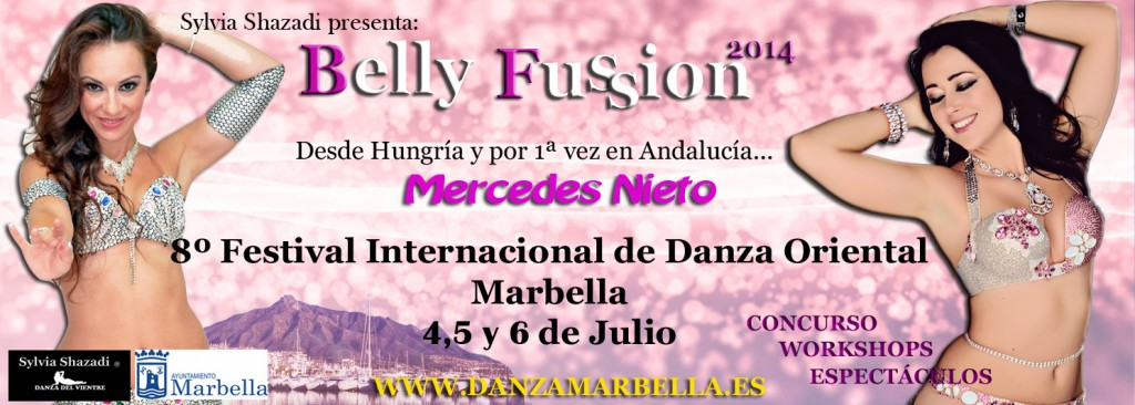 FESTIVAL BELLY FUSSION 2014 MARBELLA